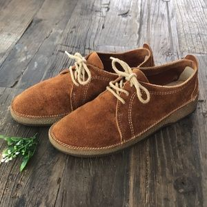 VINTAGE leather shoes - handmade/repaired  🌎♻️